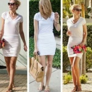 Athleta | White Topanga Dress